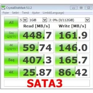 testat pe SATA III