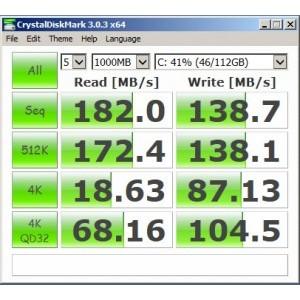 testul a fost realizat pe un procesor i7 4790 cu placa de baza Gigabyte b85-hd3 si 16Gb ram
