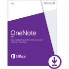 Aplicatie Microsoft Licenta Electronica OneNote 2013, romana, FPP