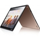 Lenovo 13.3'' IdeaPad Yoga 3 Pro, QHD+ Touch, Procesor Intel® Core™ M-5Y51 1.1GHz Broadwell, 8GB, 256GB SSD, GMA HD 5300, Win 8.1, Gold