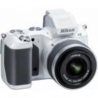 Aparat foto compact Nikon 1 V2 + kit 10-30mm VR alb