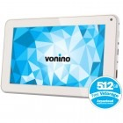 Tableta Vonino Orin HD, 7 inch MultiTouch, Cortex A9 1.2GHz Dual-Core, 1GB RAM, 8GB flash, Wi-Fi, Android 4.2.2, alb + cablu OTG