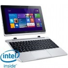 Acer Switch 10, 10.1 inch IPS MultiTouch, Procesor Intel® Atom™ Z3735F (2M Cache, up to 1.83 GHz), 2GB RAM, 500 GB + 32 GB flash, Wi-Fi, Bluetooth, Win 8.1 Bing, Silver