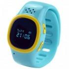 SmartWatch Vonino KidsWatch S2, bleu + Orange Smart Junior (SIM Orange PrePay inclus)