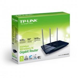 TP-LINK Gigabit TL-WR1043ND V2