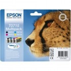 Epson Cartus T0715 4 culori