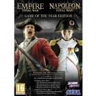 Sega Empire and Napoleon: Total War - Game of the Year Edition pentru PC