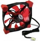 Ventilator / radiator Inter-Tech CobaNitrox Extended N-120-R