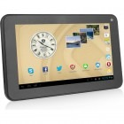 Tableta Prestigio NEW MultiPad 7.0 Ultra + PMP3670B, 7 inch MultiTouch, Cortex A8 1GHz, 512MB RAM, 4GB flash, Wi-Fi, Android 4.2, black
