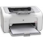 Imprimanta HP LaserJet Pro P1102, laser, monocrom, format A4