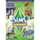 EA Games The Sims 3: Town Life Stuff pentru PC