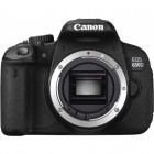Canon EOS 650D negru + obiectiv EF-S 18-55mm f/3.5-5.6 IS II