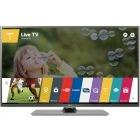 LG Smart TV 50LF652V Seria LF652V 127cm argintiu Full HD 3D contine 2 perechi de ochelari 3D