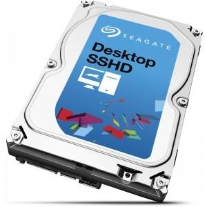 Hard disk Seagate Desktop SSHD 1TB 7200RPM 64MB SATA-III