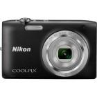 Nikon COOLPIX S2800 Negru + Card 4GB + Husa