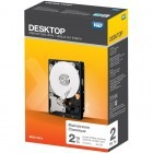 Hard disk WD Desktop Mainstream 2TB SATA-III Intellipower 64MB