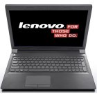 Lenovo 15.6'' Essential B5400, Procesor Intel® Core™ i3-4000M 2.4GHz Haswell, 4GB, 1TB + 8GB SSH, GeForce GT 720M 1GB, Fingerprint Reader, Grey