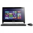 Lenovo IdeaCentre C240 Celeron Dual Core 887 1.50GHz 4GB 500GB GMA HD Free Dos black - desigilat