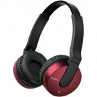 Sony Over-Head MDR-ZX550BN red