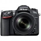 Nikon D7100 negru + obiectiv AF-S DX Nikkor 18-105mm f/3.5-5.6G ED VR