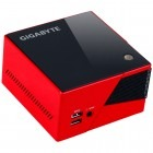 Mini Sistem GIGABYTE BRIX Pro, Crystal Well i5 4570R 2.7GHz, 2x DDR3 16GB max, mSATA, HDD 2.5 inch, Wi-Fi, Bluetooth, HDMI, Mini DisplayPort, USB 3.0