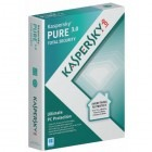 Securitate Kaspersky Pure 3.0, 5 PC, 1 an, Retail, New license
