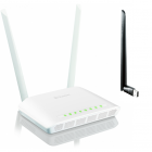 Router wireless D-Link GO-RT-AC750 + adaptor wireless D-Link DWA-172