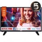 Televizor LED Horizon Smart TV 49HL733F Seria HL733F 124cm negru Full HD