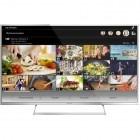 Televizor LED Panasonic Smart TV TX-47AS740E Seria AS740E 119cm argintiu Full HD 3D contine 2 perechi ochelari 3D