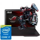 ASUS 17.3'' ROG G771JM, FHD, Procesor Intel® Core™ i7-4710HQ 2.5GHz Haswell, 8GB, 1TB, GeForce GTX 860M 4GB, Black