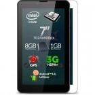 Allview Viva i7G 3G, 7 inch MultiTouch, Intel SoPHIA 3G-R 1.0GHz Quad Core, 1GB RAM, 8GB flash, Wi-Fi, Bluetooth, GPS, 3G, Android 5.1, Black