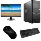 Home 1270, AMD A4-4000, 2GB DDR3, 500 GB HDD, monitor, periferice, Wi-Fi