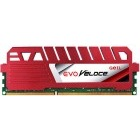 Geil Evo Veloce Hot-rod Red 4GB DDR3 1600MHz CL9 1.5v