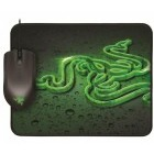 Mouse gaming Razer Abyssus 1800 DPI + Goliathus Speed Small