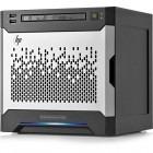 HP ProLiant MicroServer Gen8, Procesor Intel® Pentium® G2020T 2.5GHz Ivy Bridge, 2GB UDIMM DDR3, fara HDD, LFF 3.5 inch - desigilat