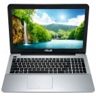 "Notebook / Laptop ASUS 15.6"" X555LD-XX137D, HD, Procesor Intel® Core™ i3-4010U 1.7GHz Haswell, 4GB, 500GB, GeForce 820M 2GB, Silver"