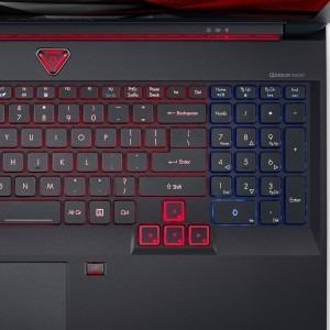 Notebook / Laptop Acer Gaming 17.3'' Predator G9-791-717A, FHD, Procesor Intel® Core™ i7-6700HQ (6M Cache, up to 3.50 GHz), 16GB DDR4, 1TB 7200 RPM + 256GB SSD, GeForce GTX 980M 4GB, Linux, Black