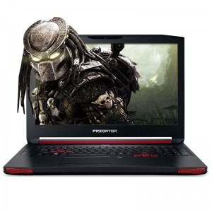 Notebook / Laptop Acer Gaming 17.3'' Predator G9-791-75WU, FHD, Procesor Intel® Core™ i7-6700HQ (6M Cache, up to 3.50 GHz), 8GB DDR4, 1TB 7200 RPM + 128GB SSD, GeForce GTX 980M 4GB, Linux, Black