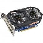 GIGABYTE GeForce GTX 750 Ti OC WindForce 2X 2GB DDR5 128-bit - desigilat