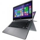 Acer 14'' Aspire R14 R3-471TG-75EA, HD Touch, Procesor Intel® Core™ i7-4510U 2GHz Haswell, 8GB, 1TB, GeForce 820M 2GB, Win 8.1, Silver