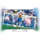 Televizor LED Philips Smart TV 48PFS6609/12 Seria PFS6609 121 cm argintiu Full HD 3D Ambilight contine 2 perechi de ochelari 3D