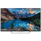 Televizor LED Sony Smart TV Android KDL-50W809C Seria W809C 126cm negru Full HD 3D Activ