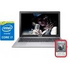 "ASUS 15.6"" X550JX, HD, Procesor Intel® Core™ i7-4720HQ (6M Cache, up to 3.60 GHz), 4GB, 1TB, GeForce GTX 950M 2GB, Dark Grey"