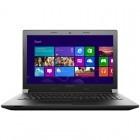 Notebook / Laptop Lenovo 15.6'' B50-30, HD, Procesor Quad Core Intel® Celeron® N2930 1.83GHz Bay Trail, 4GB, 500GB, GMA HD, FingerPrint Reader, Win 8.1 Bing, Black
