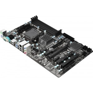 Placa de baza ASRock 980DE3/U3S3 R2.0