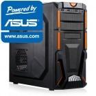 Gaming FX 40 v5 Powered By ASUS, AMD FX-4300, 4GB DDR3, 1TB HDD, Radeon R7 250X, Placa sunet ASUS Xonar, Wi-Fi