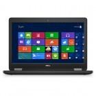Notebook / Laptop DELL 15.6'' Latitude E5550 (seria 5000), FHD, Procesor Intel® Core™ i5-4310U 2GHz Haswell, 8GB, 500GB, GMA HD 4400, FingerPrint Reader, Win 7 Pro + Win 8.1, Black