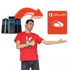 Configurare si migrare completa  server si clienti catre Office 365