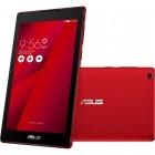Tableta ASUS ZenPad C 7.0 Z170C, 7 inch IPS MultiTouch, Intel SoFIA 1.30GHz Quad Core, 1GB RAM, 16GB flash, Wi-Fi, Bluetooth, GPS, Android 5.0, Red