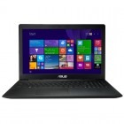 "ASUS 15.6"" X553MA, HD, Procesor Intel® Celeron® N2840 2.16GHz Bay Trail, 4GB, 500GB, GMA HD, Win 8.1 Bing, black"